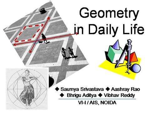 role of geometry in daily life