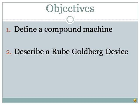 compound machine define