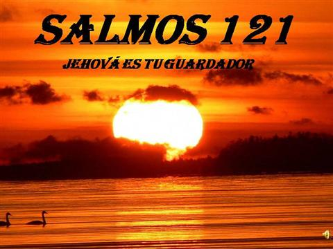 SALMOS 121 |authorSTREAM