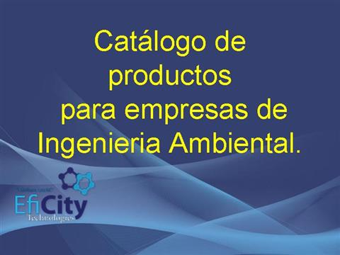 Productos para ingenieria ambiental authorstream for Productos para singles