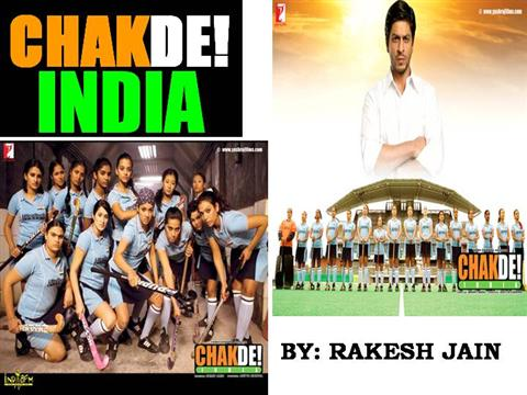 CHAK DE INDIA-LEARNING LESSONS - YouTube