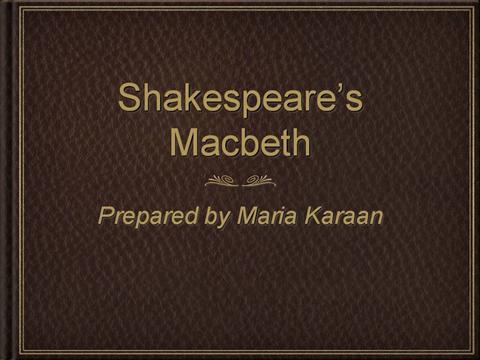 Shakespeare Powerpoint Template Drawing Education Powerpoint
