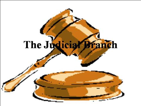 Judicial Branch For Kids Judicial branch. by: zwhs Judicial Branch For Kids
