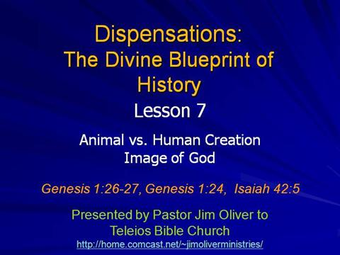 dispensations of the bible pdf