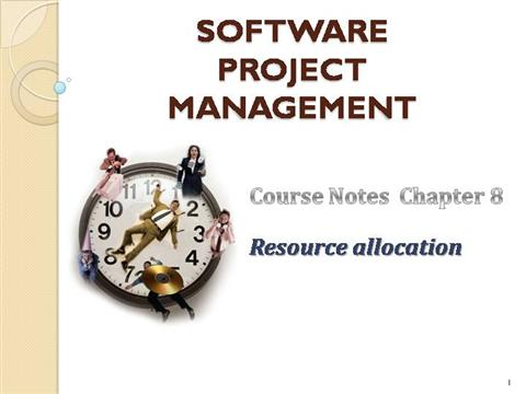 project management chapter 1 notes