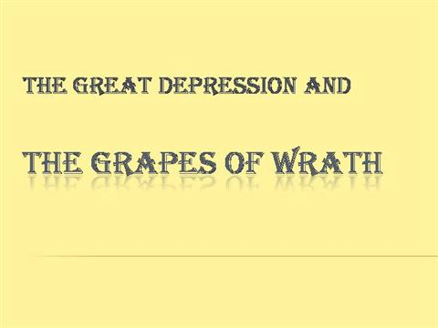 a literary analysis of naturalism in the grapes of wrath by john steinbeck Gender relations in steinbeck's the grapes of wrath  in the grapes of wrath gender relations are very tense for  john steinbeck's fiction revisited.
