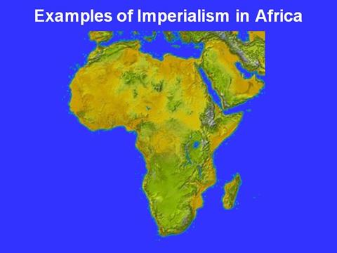 what are some examples of imperialism Positive effects of imperialism although many negative effects resulted from imperialism, there were some positive effects on the lives and welfare of the.