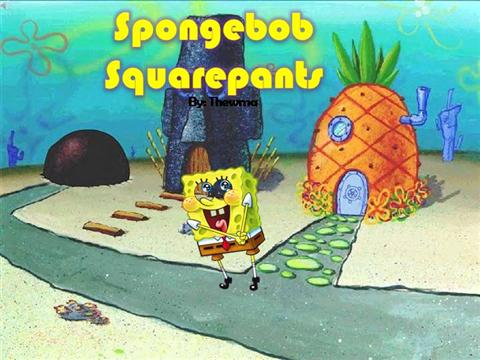 Spongebob authorstream for Spongebob powerpoint template