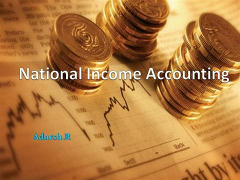 what is national income pdf