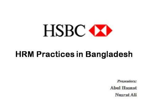internship report hrm practice in beximco group bangladesh As a part of the internship program i went to the beximco apparels limited, and took practical training about human resource management of beximco apparels limited and on the basis of this training and collected information this report has been prepared.