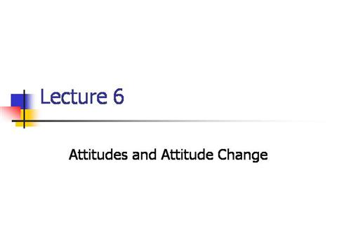 attitudes definitions of attitude Attitudes represent our evaluations, preferences or rejections based on the information we receive attitude may be defined as 'an enduring predisposition or .