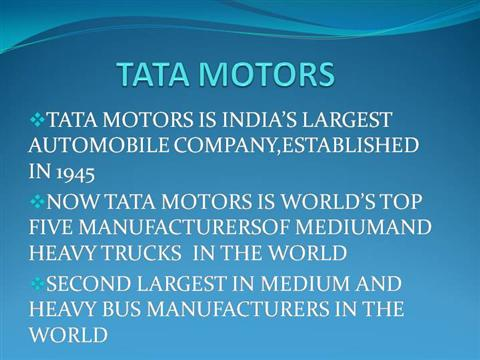 mba cim tata nano case Mba- cim - tata nano case study 1874 words aug 8th, 2013 8 pages  executive summary tata motors, the general electric of india is a conglomerate  with a.