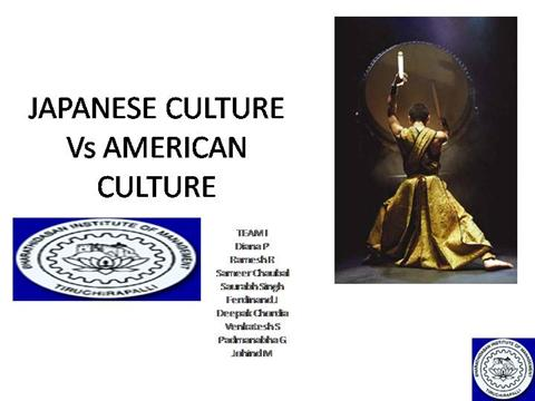 american culture vs Comparison of variables in interpersonal communication between puerto rican culture femininity: american.