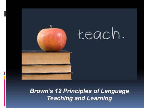 brown teaching by principles pdf