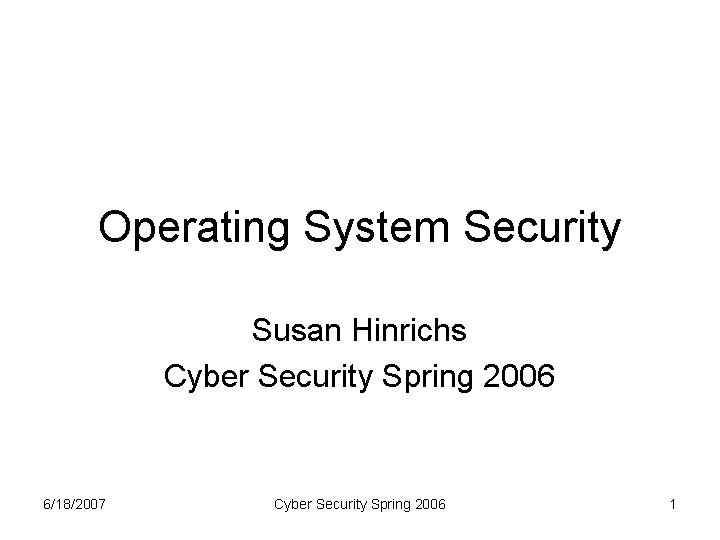 operating system security essay View and download operating system essays examples also discover topics, titles, outlines, thesis statements, and conclusions for your operating system essay.