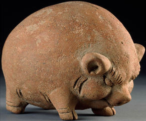 Ashmolean-piggy-bank
