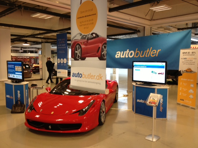 Autobutler på Biler i Bella