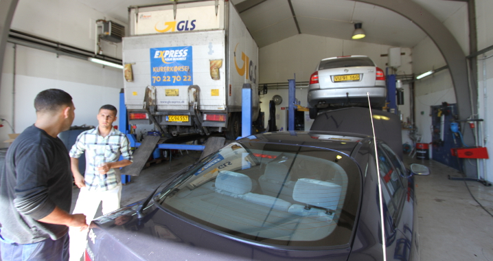 Car Diagnostics and fault seeking