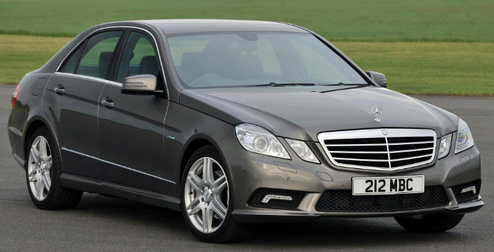 Servicepriser på en Mercedes Benz