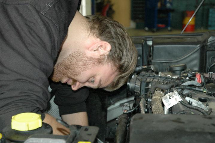Bilservice med stempel giver højere brugtpris