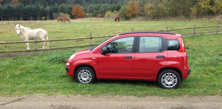 En brugt FIAT sælges hurtigt