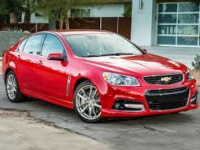 2017 Chevrolet SS 4dr Sdn
