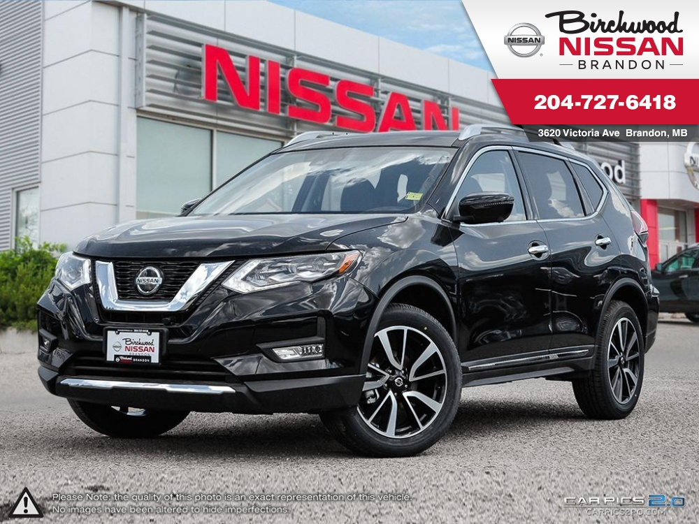 2018 Nissan Rogue SL CLEARANCE! FULLY LOADED, REMOTE START, NAV