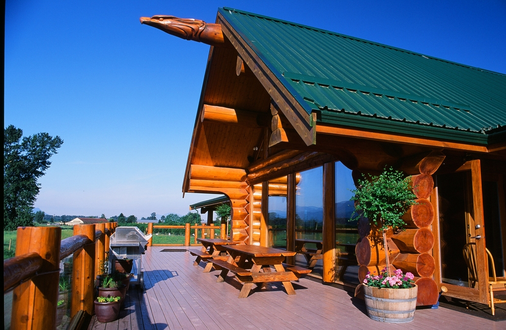 Fraser River Lodge - Ceremony Sites, Ceremony & Reception - 7984 McDonald Road South, Agassiz, BC, V0M 1A2, Canada