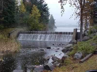Akers Dam.