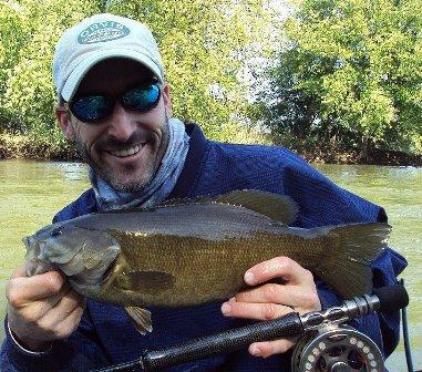 Your Susquehanna Fishing Guide Steve Hancock<br>