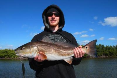 Capt. Chris Myers <br>www.floridafishinglessons.com<br>321-229-2848
