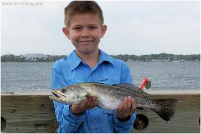 Captain Tom Van Horn-Mosquito Coast Fishing Charters