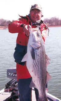 Bill Vanderford's Guide Service, Inc.<br>info@fishinglanier.com <br>www.fishinglanier.com