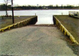 Ramp access.