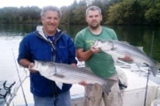 """BIG FISH ON"" Lake Lanier Fishing Guide & Charter Service<br>Mikemad@Bigfishonguide.com <br>www.bigfishonguide.com/lake-lanier-fishing-guide <br>"