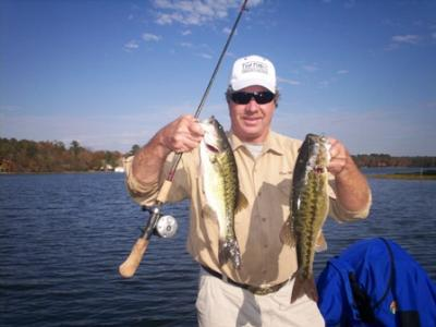 Reed Montgomery / Outdoor Writer <br>Owner / Reeds Guide Service <br>Alabaster, Alabama (205) 663-1504 <br>E-mail: alabassgyd@aol.com <br>Website: www.fishingalabama.com <br>