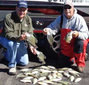 Steve Welch<br>Crappie Specialties<br>217-762-7257 Hm#<br>217-840-1221 Cell#<br>E-mail: stevewelch@mchsi.com<br>Website: www.lakeshelbyvilleguide.com<br>