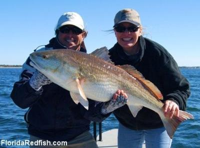Robinson Brothers Guide Service<br>www.floridaredfish.com <br>