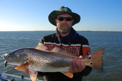 Capt. Chris Myers <br>www.floridafishinglessons.com<br>321-229-2848