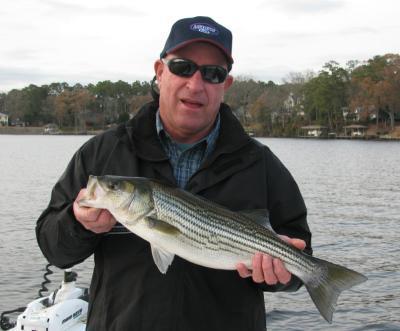 Capt. Gary Dubiel<br>Spec Fever Guide Service<br>252-249-1520<br>www.specfever.com