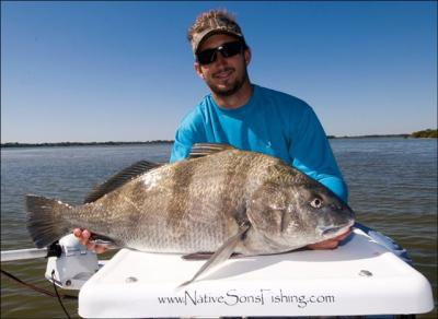 Native Sons Fishing Guides <br>www.nativesonsfishing.com <br>rvanhoose@cfl.rr.com