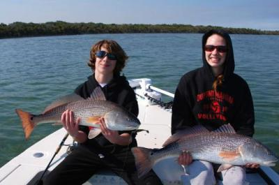 Central Florida Sight Fishing Charters <br>Capt. Chris Myers <br>www.floridafishinglessons.com <br>