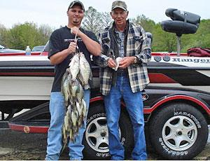 Steve Welch<br>Crappie Specialties<br>217-762-7257 Hm#<br>217-840-1221 Cell#<br>E-mail: stevewelch@mchsi.com<br>Website: www.lakeshelbyvilleguide.com<br><br>
