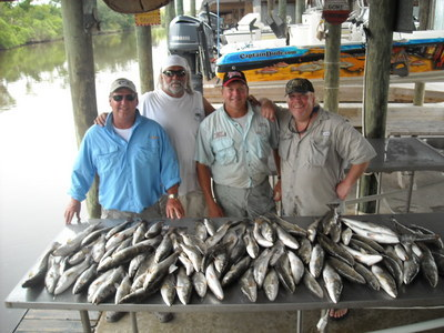 CAPT GENE DUGAS @ 985-640-0569
