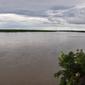 Rio Araguaia in Aruana, GO