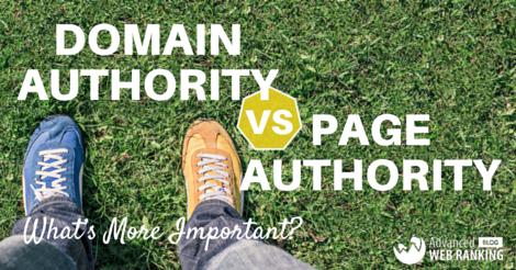 Domain Authority vs. Page Authority: What's More Important?