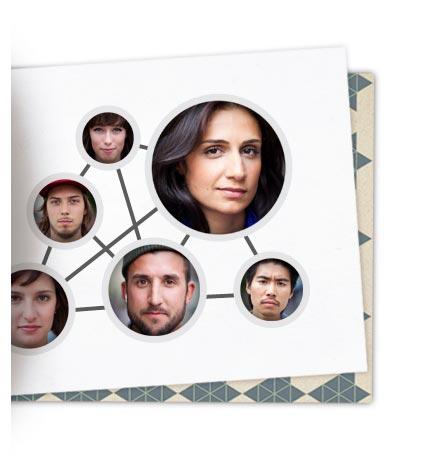 Austin Social Network Design