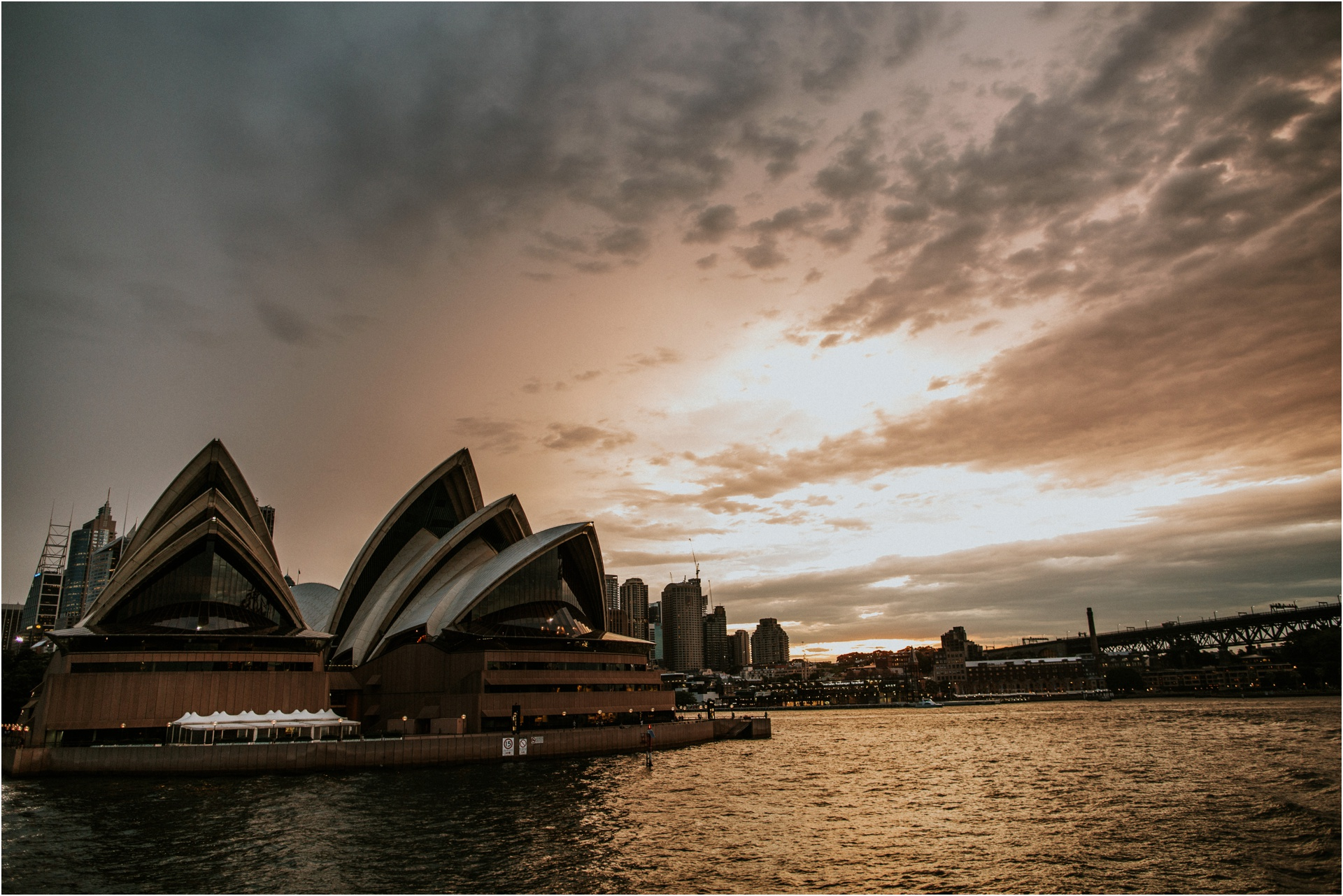 Travel photography, destination wedding photographer, sydney opera house, sydney, australia, ayesha rahman photography, sydney harbour bridge