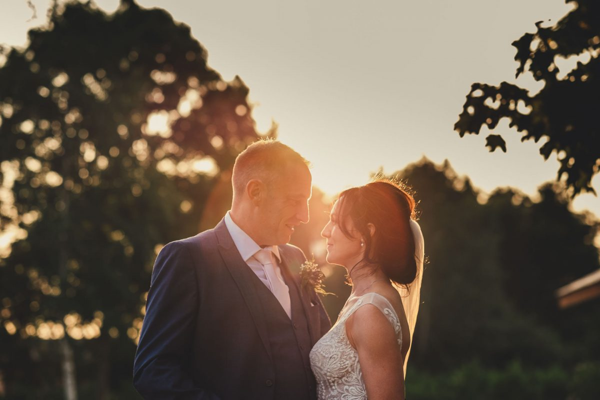 bride and groom at sunset, chorley wedding photographer, chorley wedding photography, manchester wedding photographer, manchester wedding photographer, ayesha photography, creative manchester wedding photography