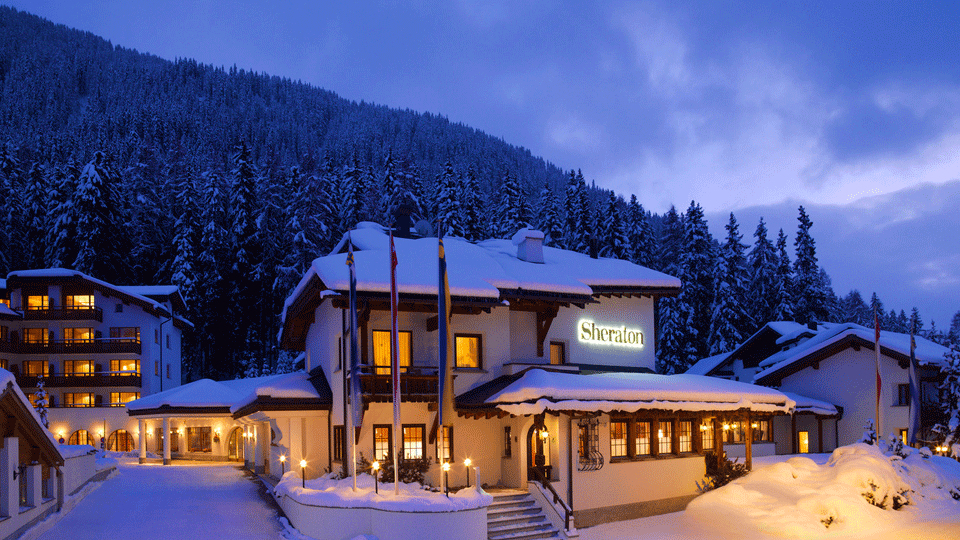Sheraton Hotel Waldhuus Davos